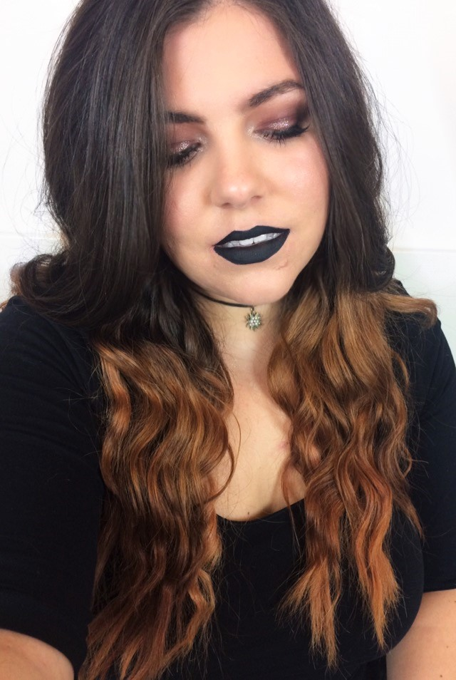 Halloween Fallen Angel Makeup (3)