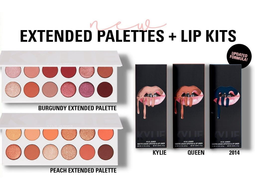 Kylie Cosmetics Launches (1)