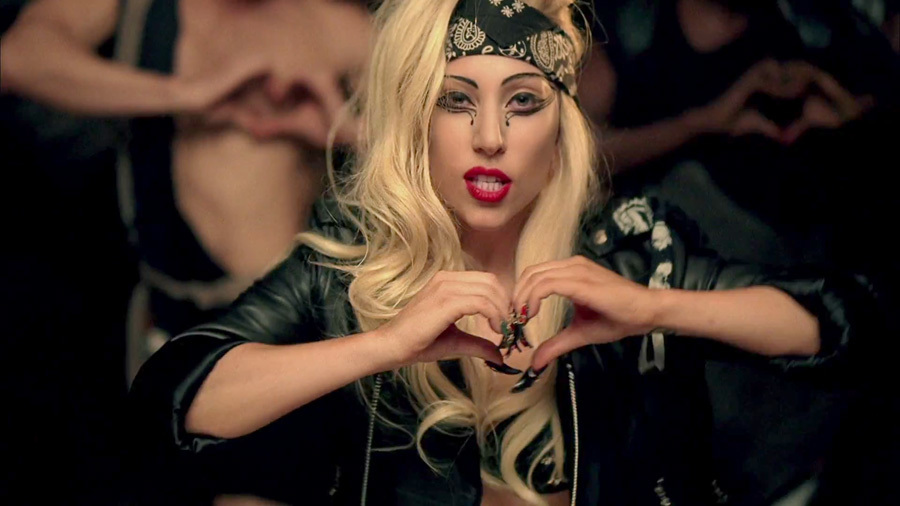 Lady Gaga Judas Makeup (6)