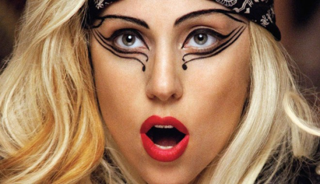 Lady Gaga Judas Makeup (8)