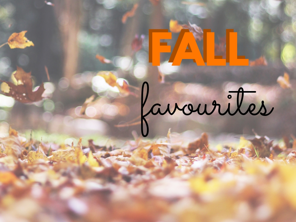 Fall Favourites {2018}| Make Up, Skincare, Hair, Nails