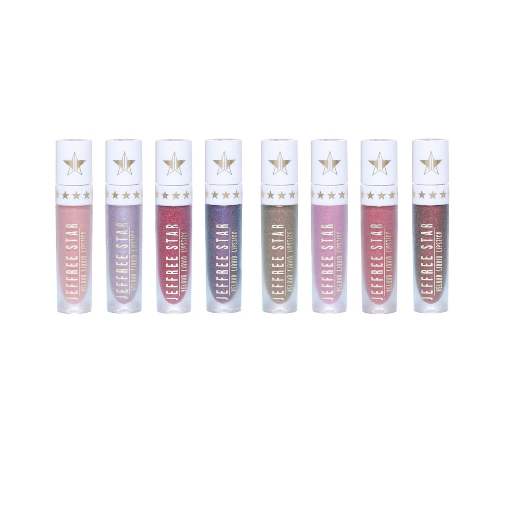 Jeffree Star Alien Collection (6)