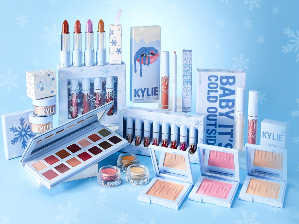Kylie Cosmetics Kristmas Collection (1)