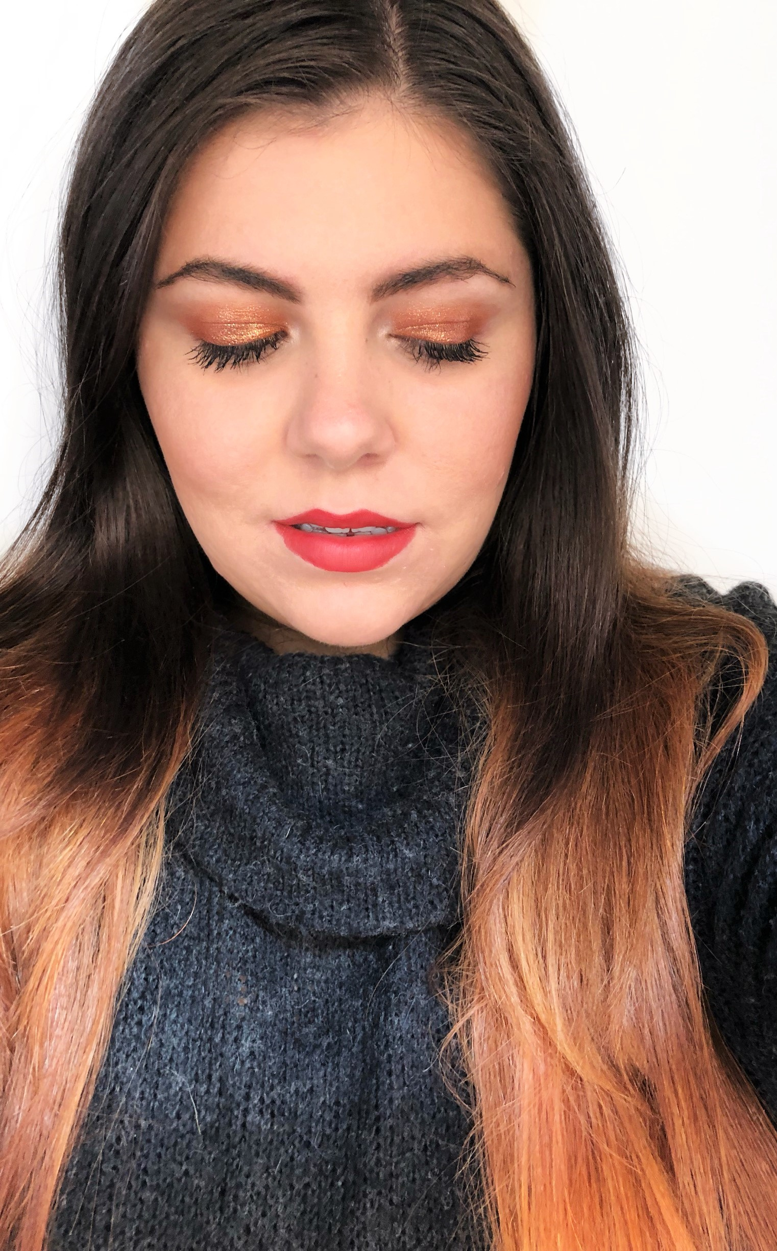 Review MAC Devoted To Chili Powder Lipstick (8)