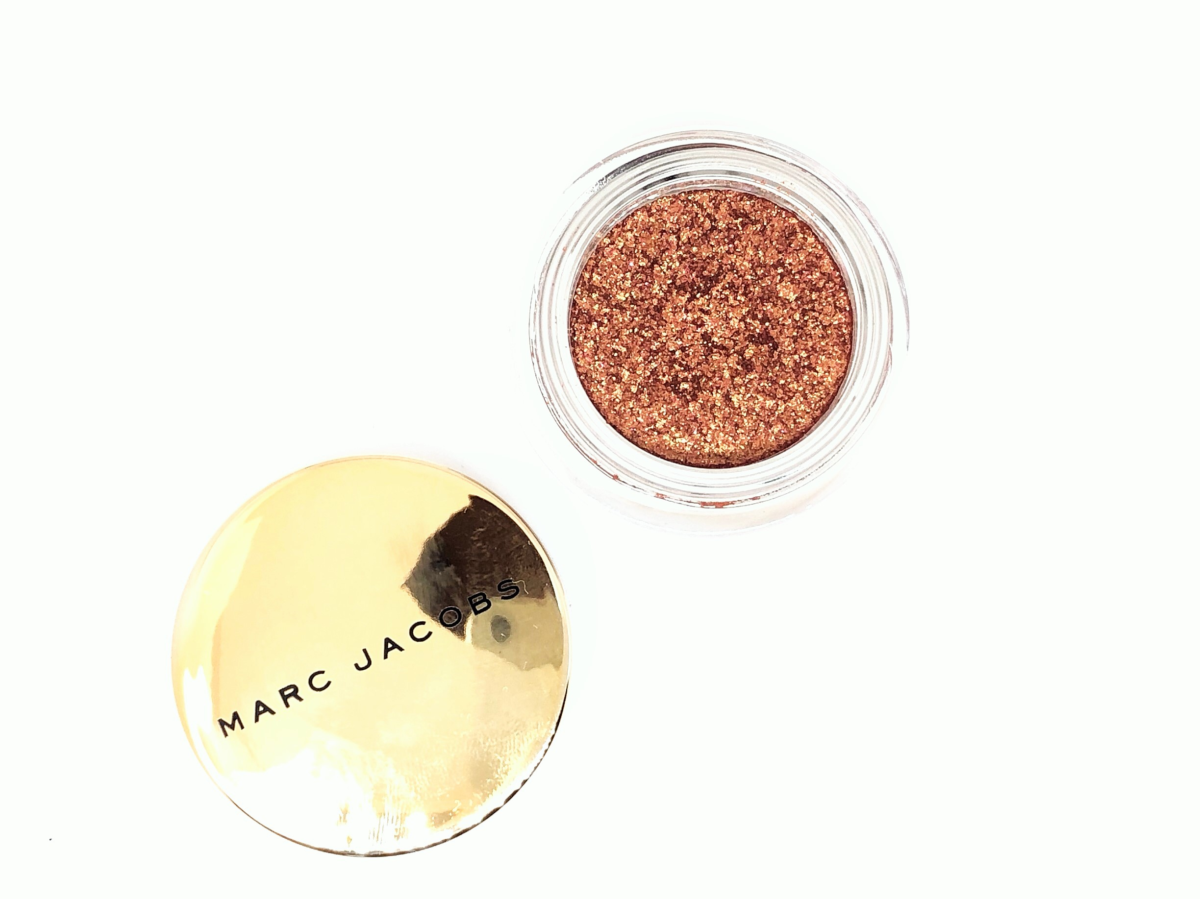 Review Marc Jacobs Copperazzi See-Quins Glam Glitter Eyeshadow (4)
