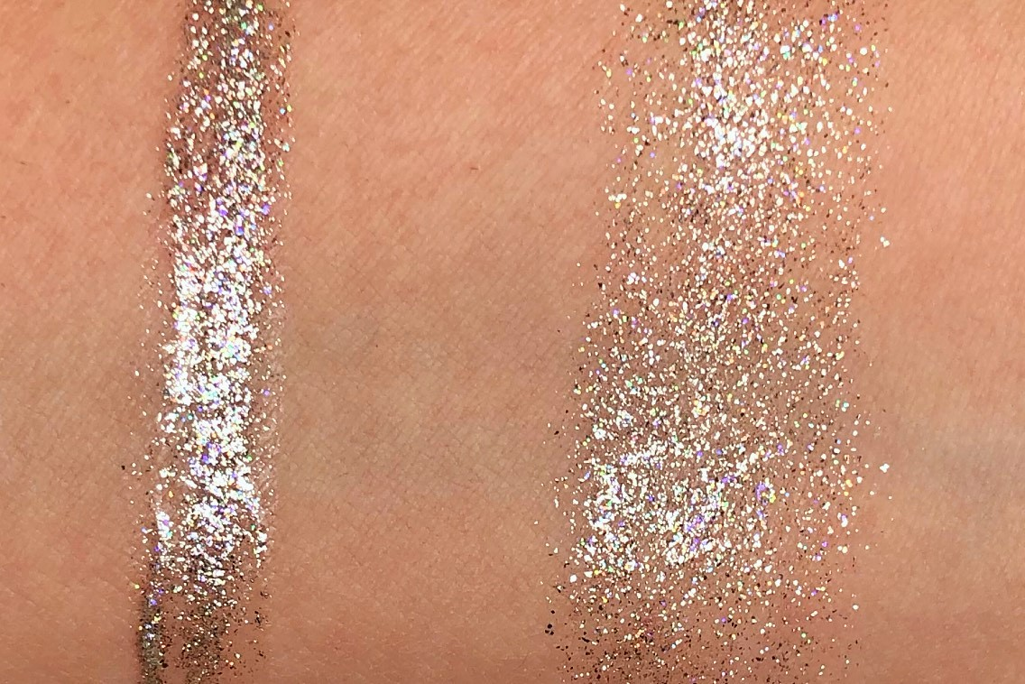 Stila Glitter & Glow Liquid Eyeshadow Review Magnificent Metals (13)
