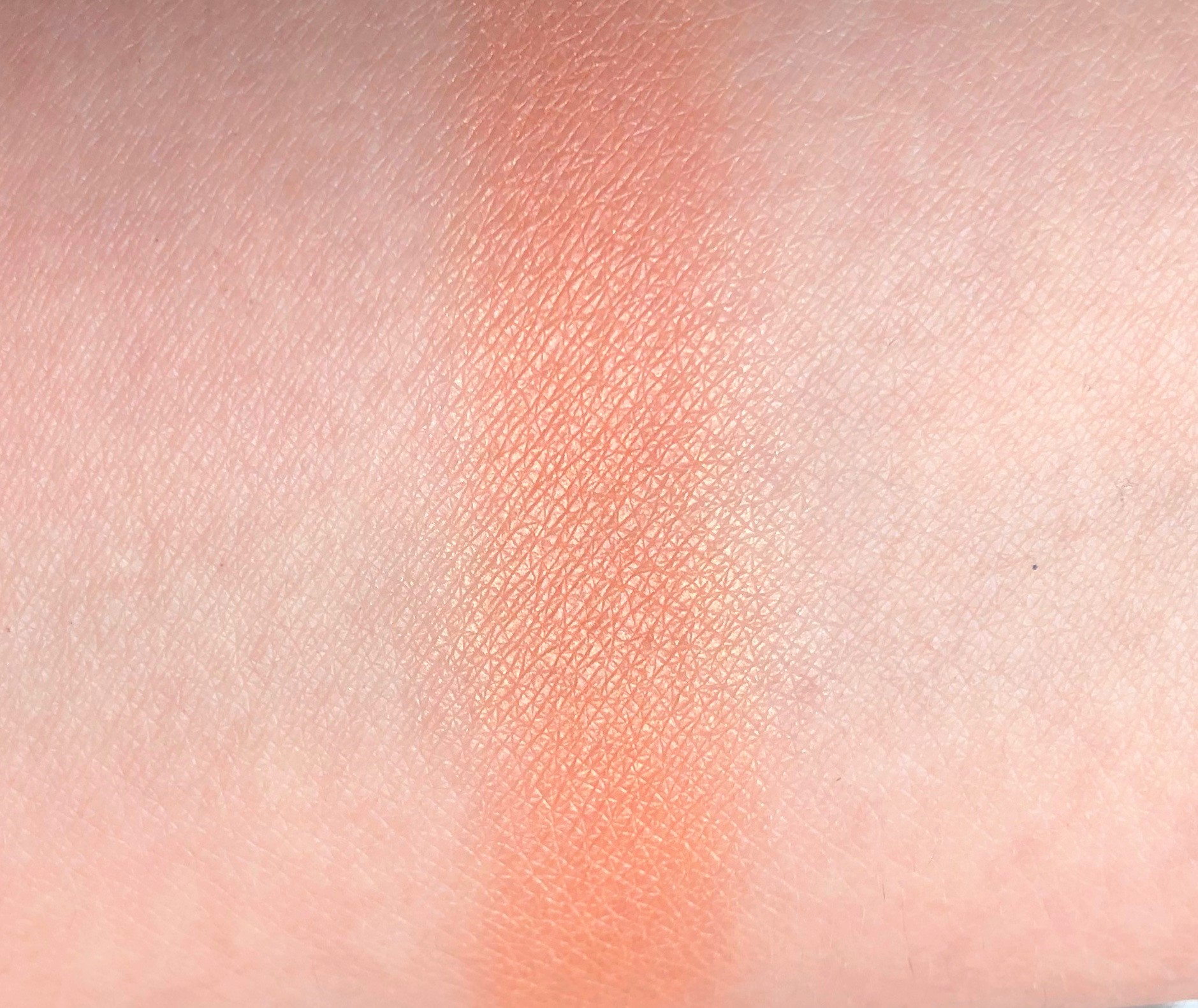 Review L'Oréal Life's A Peach Blush (8)
