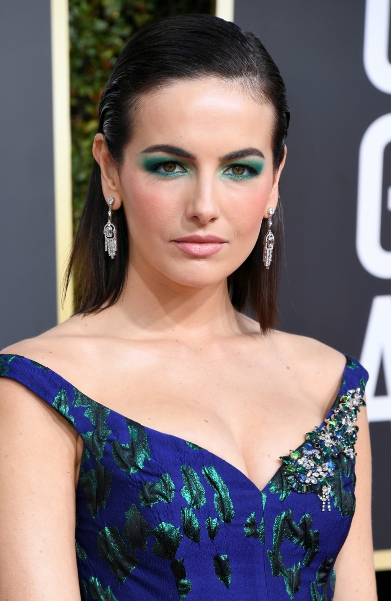 Camille Belle Golden Globes 2019 (1)