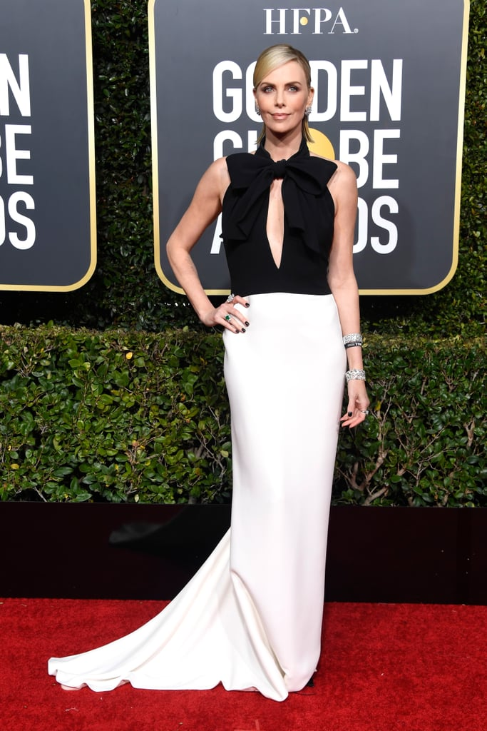 Charlize Theron Golden Globes 2019 (2)