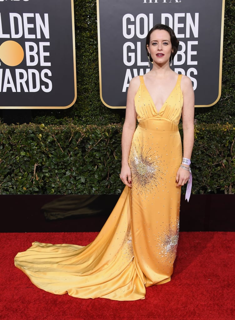 Claire Foy Golden Globes 2019 (2)