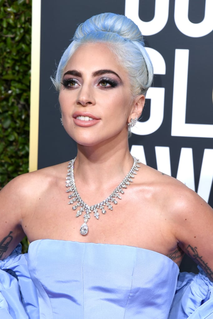 Lady Gaga Golden Globes 2019 (1)
