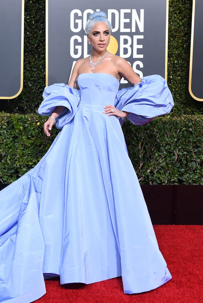 Lady Gaga Golden Globes 2019 (2)
