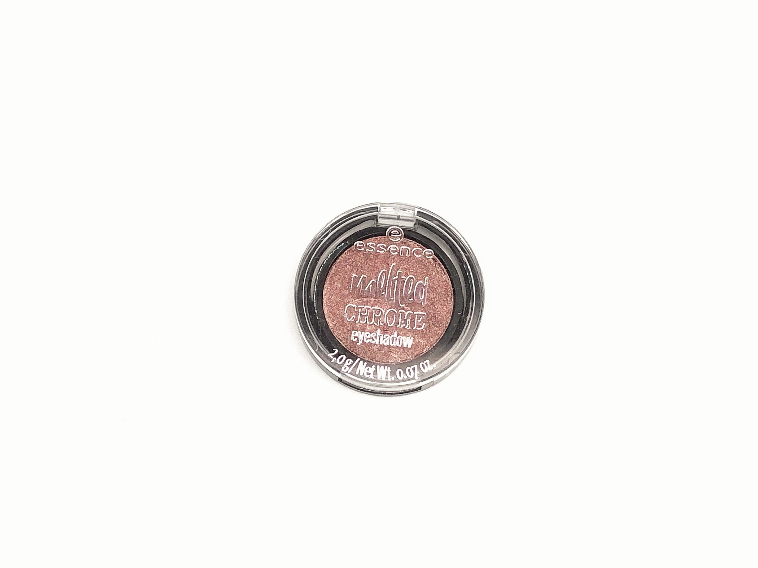 Review Essence Zink About You Melted Chrome Eyeshadow (1)