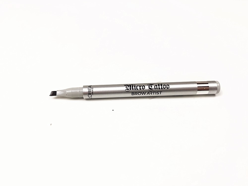 Review L'Oréal Micro Tattoo Brow Artist (2)