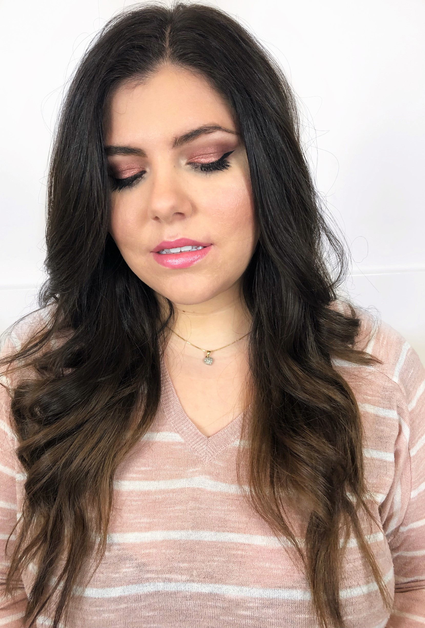 Romantic Valentine's Day Makeup (3)