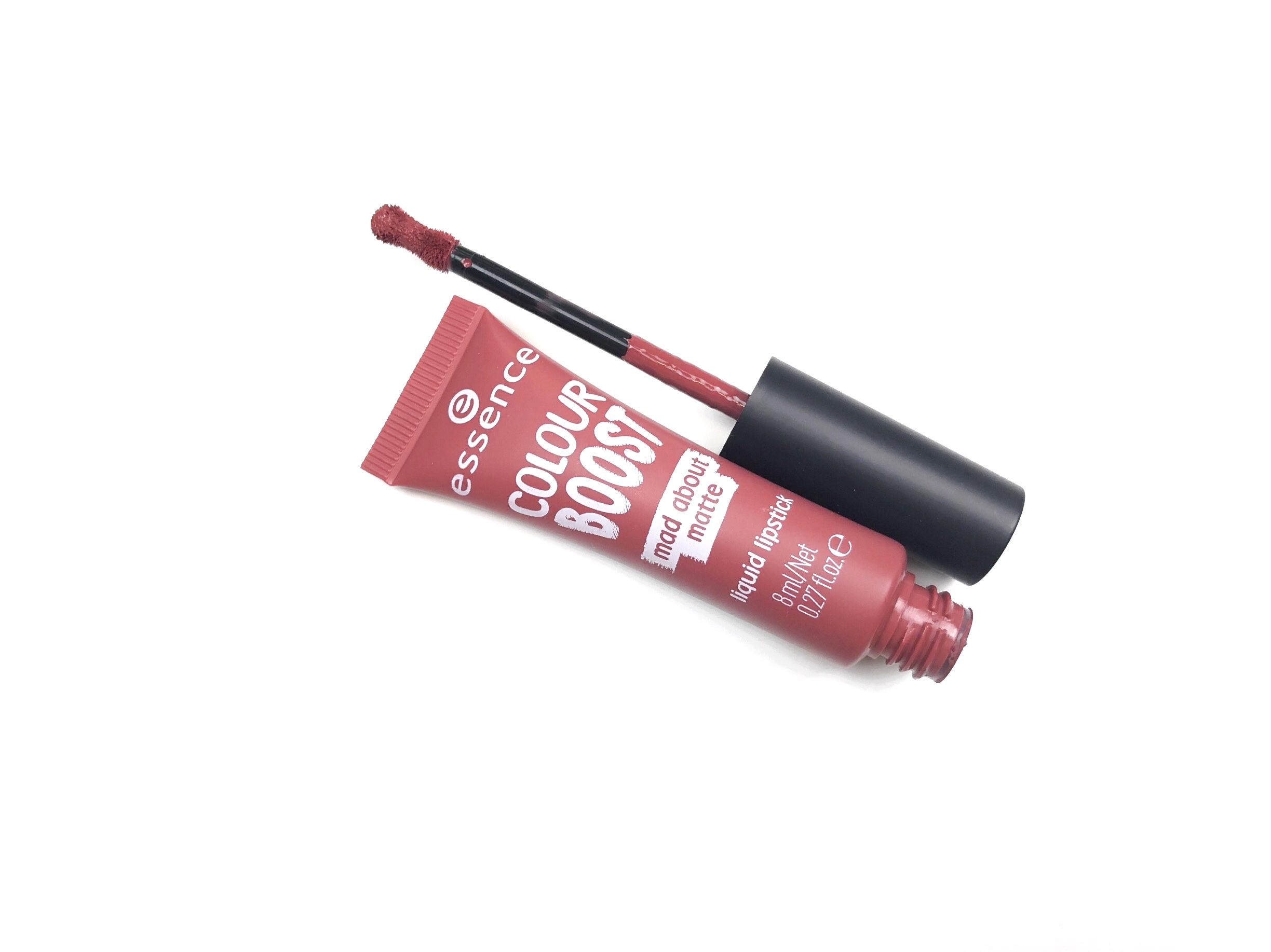 Essence Colour Boost Mad About Matte Liquid Lipstick 04 Mad Matters 4
