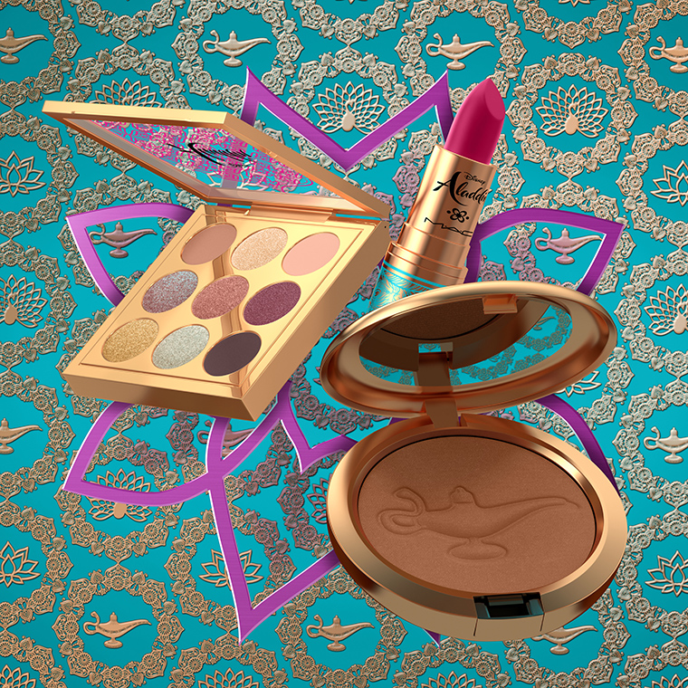 MAC X Disney Aladdin Collection 3