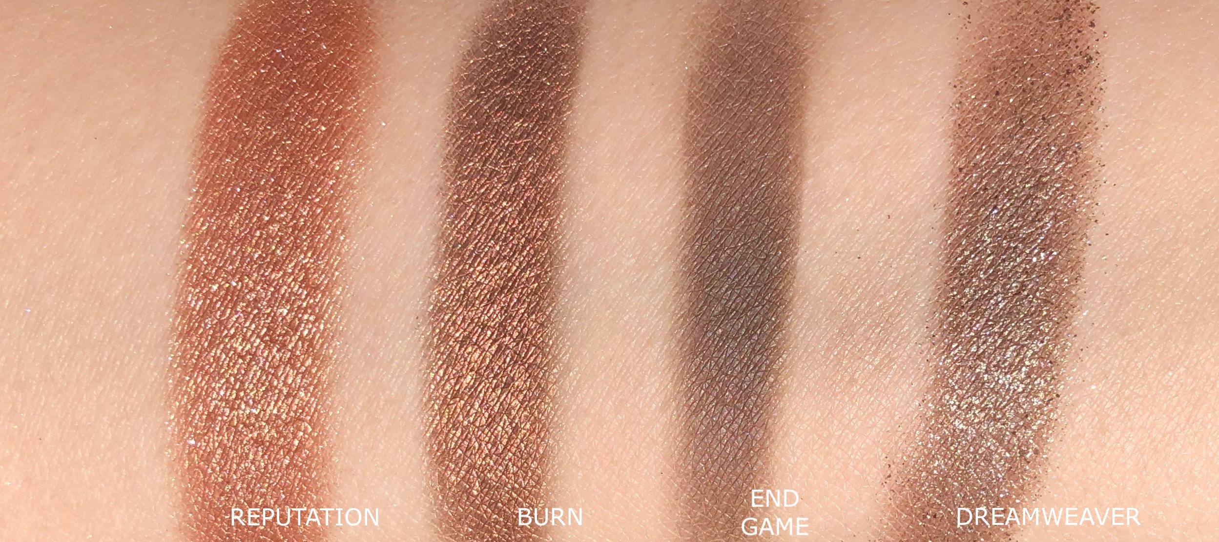 Review Urban Decay Naked Reloaded 2