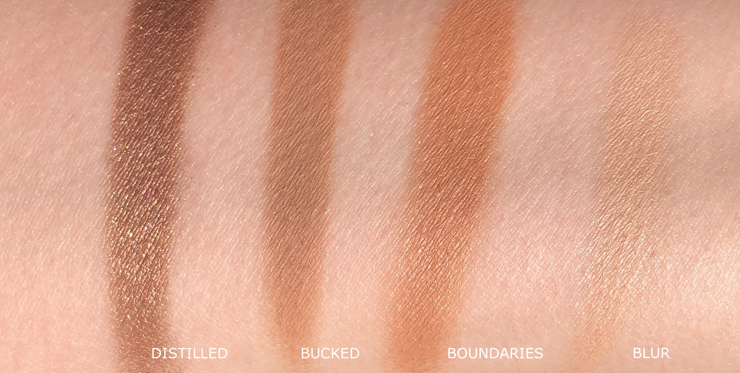Recensione Urban Decay Naked Reloaded 3
