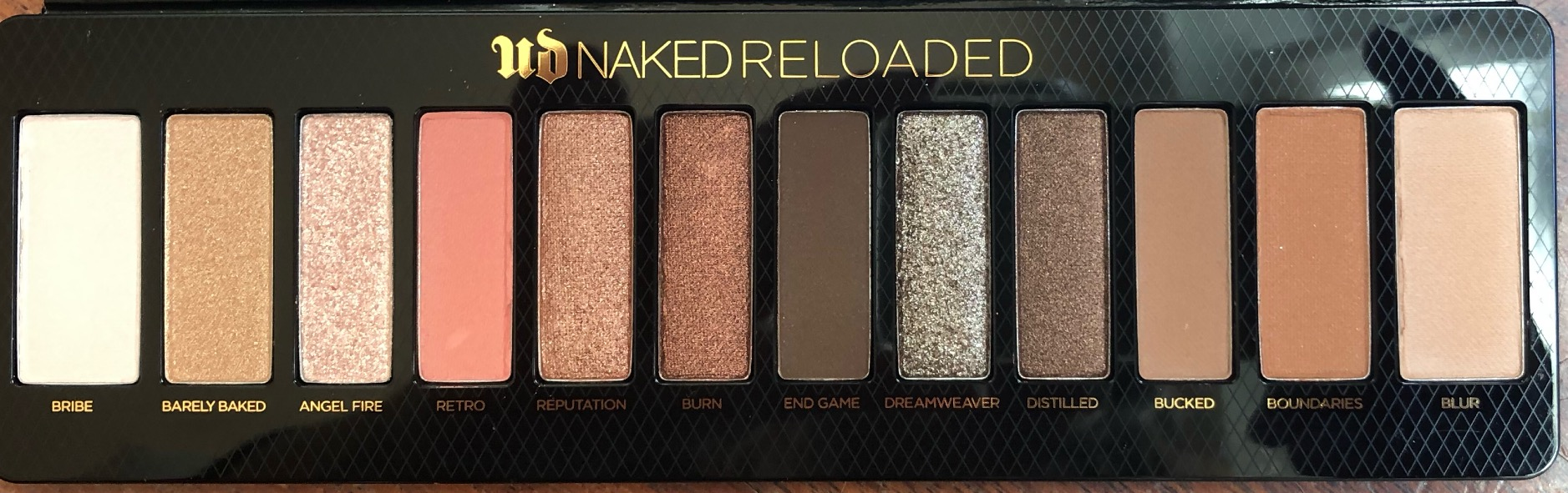 Recensione Urban Decay Naked Reloaded 4