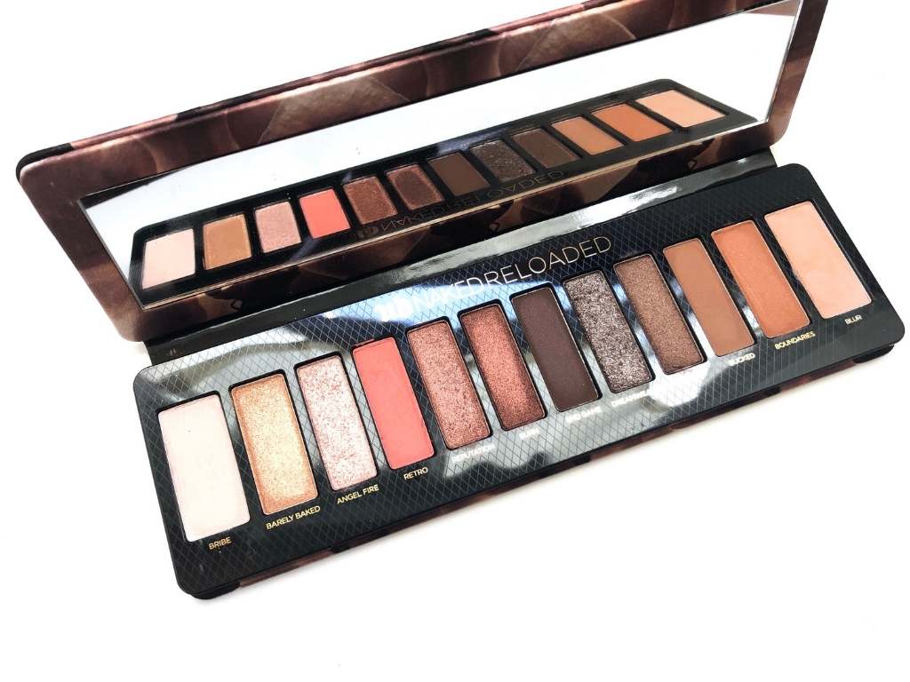 Urban Decay Naked Reloaded | Review