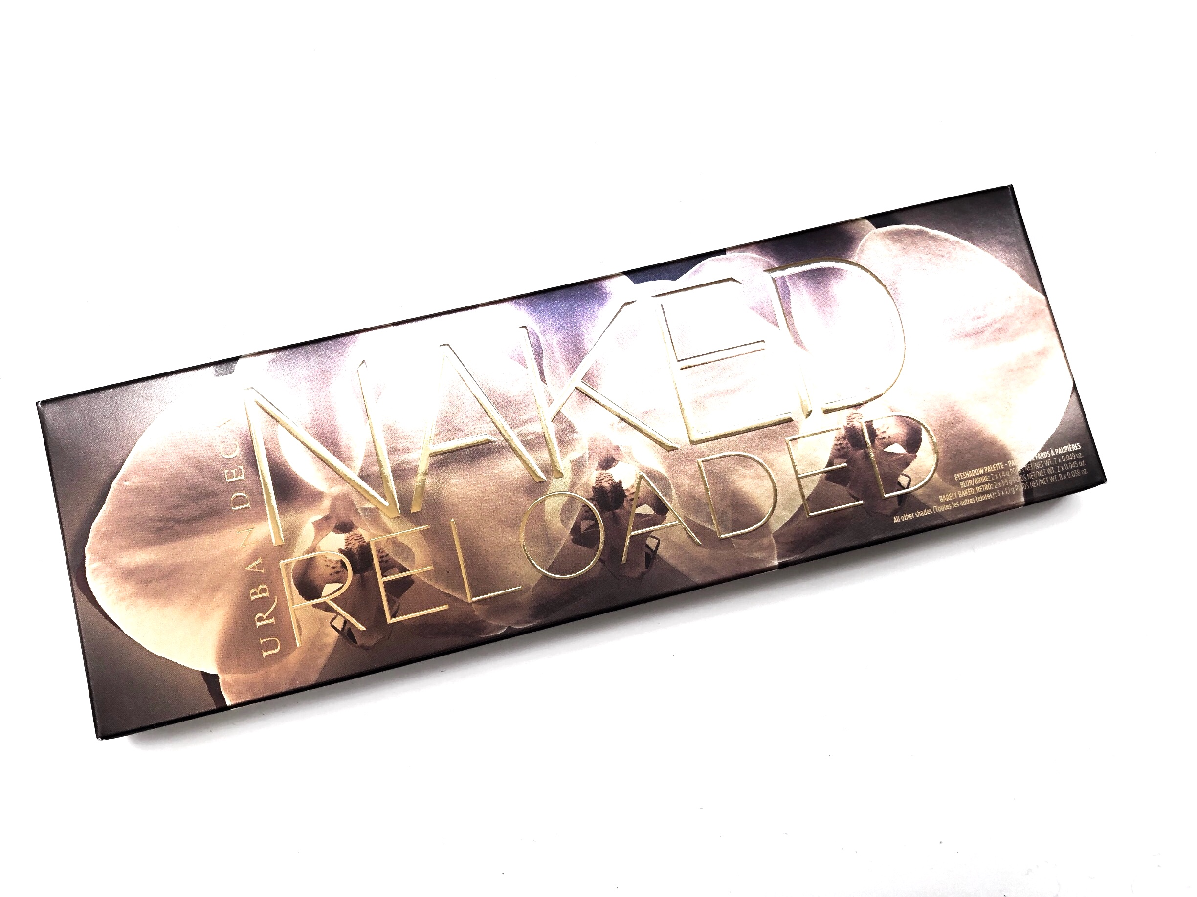 Review Urban Decay Naked Reloaded 7