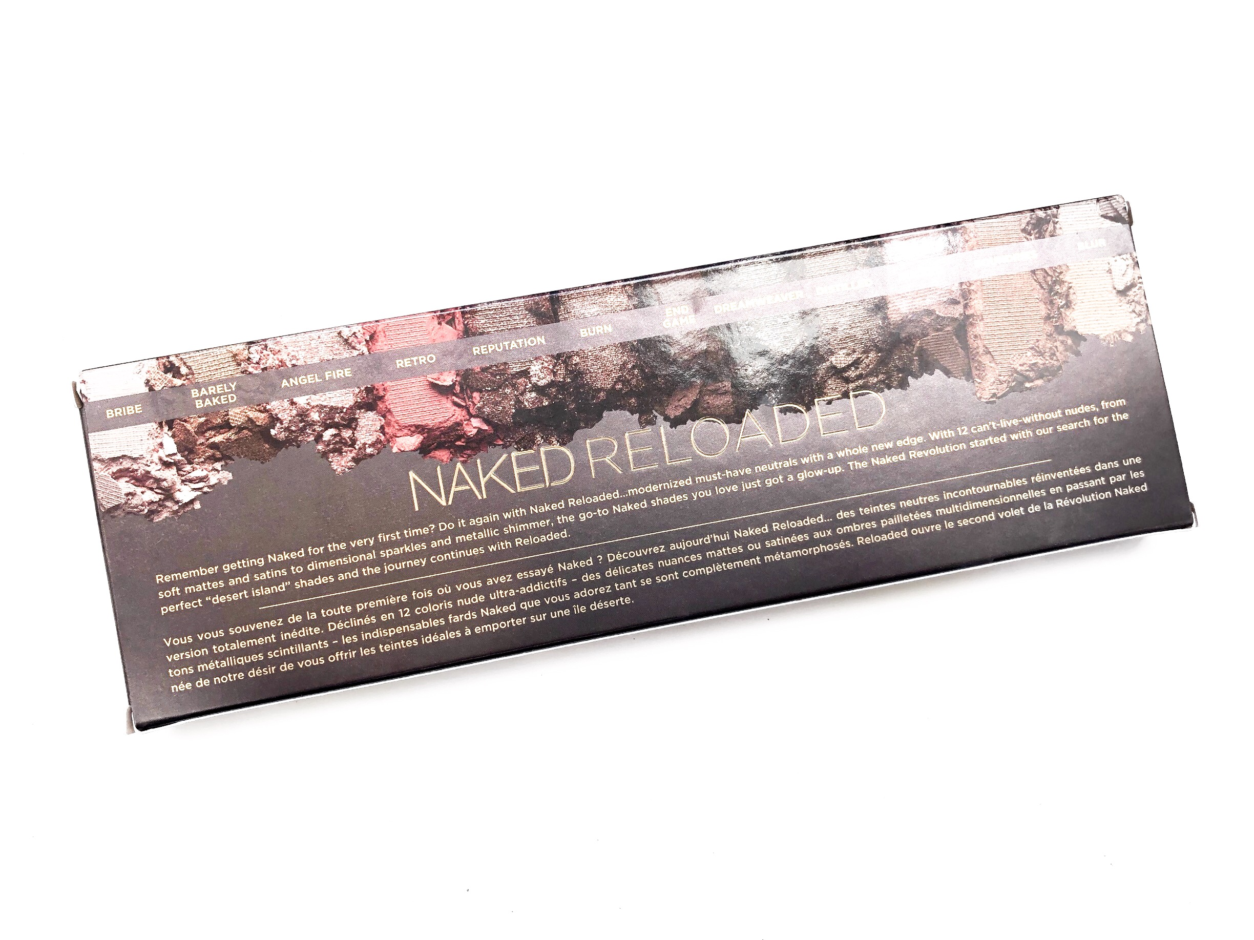 Review Urban Decay Naked Reloaded 8