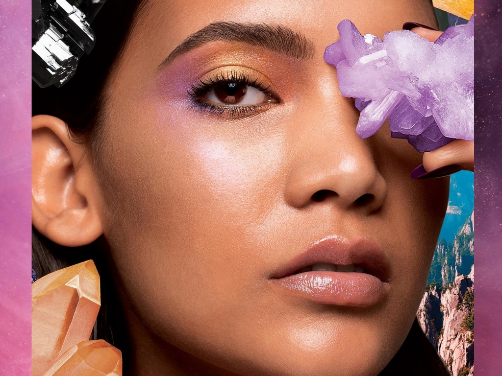 NEW | Smashbox X The Hoodwitch Crystalized Collection