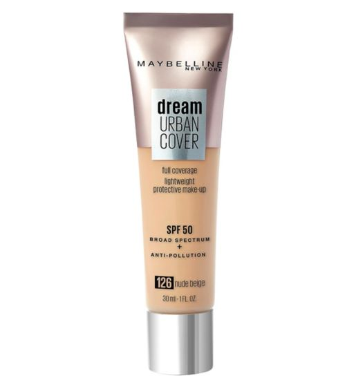 maybelline Dream Urban Cover Foundation .png