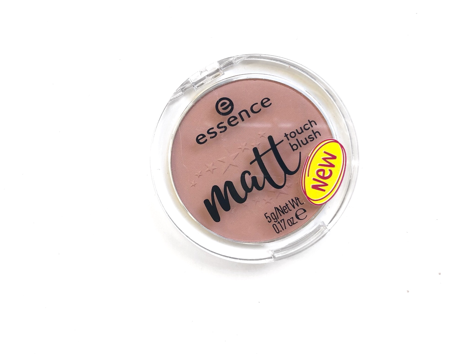 Essence 40 Blossom Me Up! Matt Touch Blush Review 1