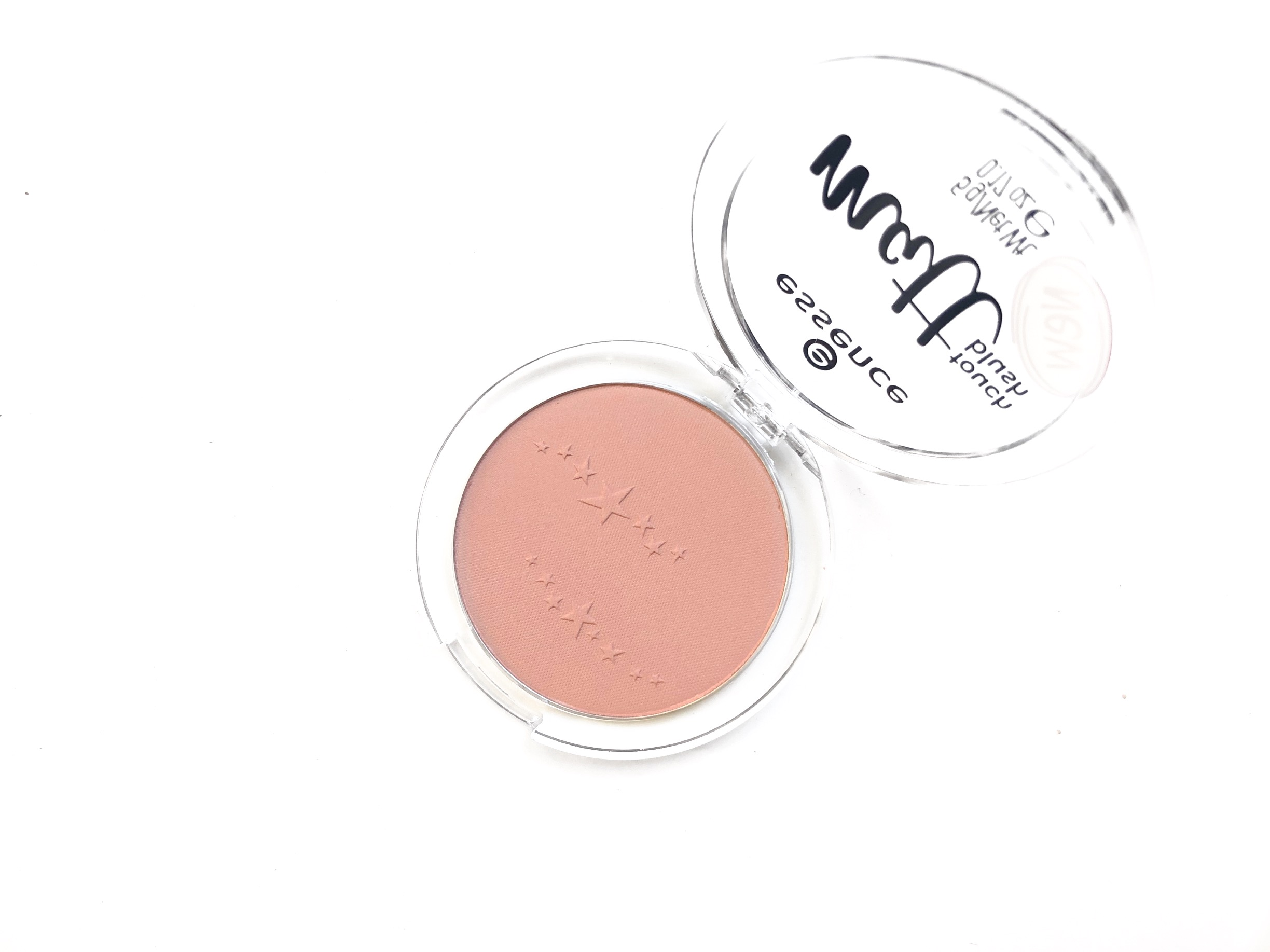 Essence 40 Blossom Me Up! Matt Touch Blush Review 2