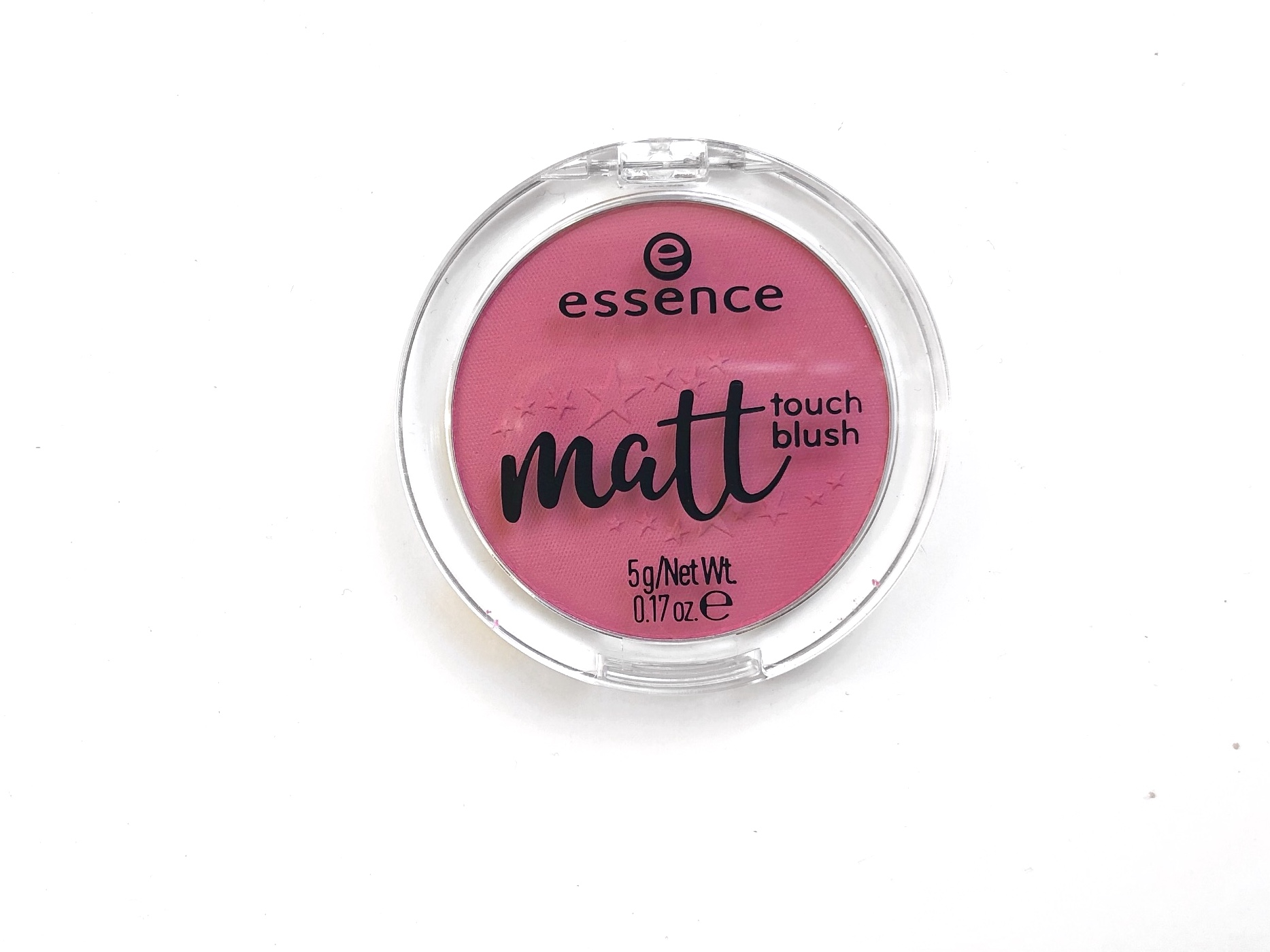 Essence 50 Pink Me Up! Matt Touch Blush Review 1