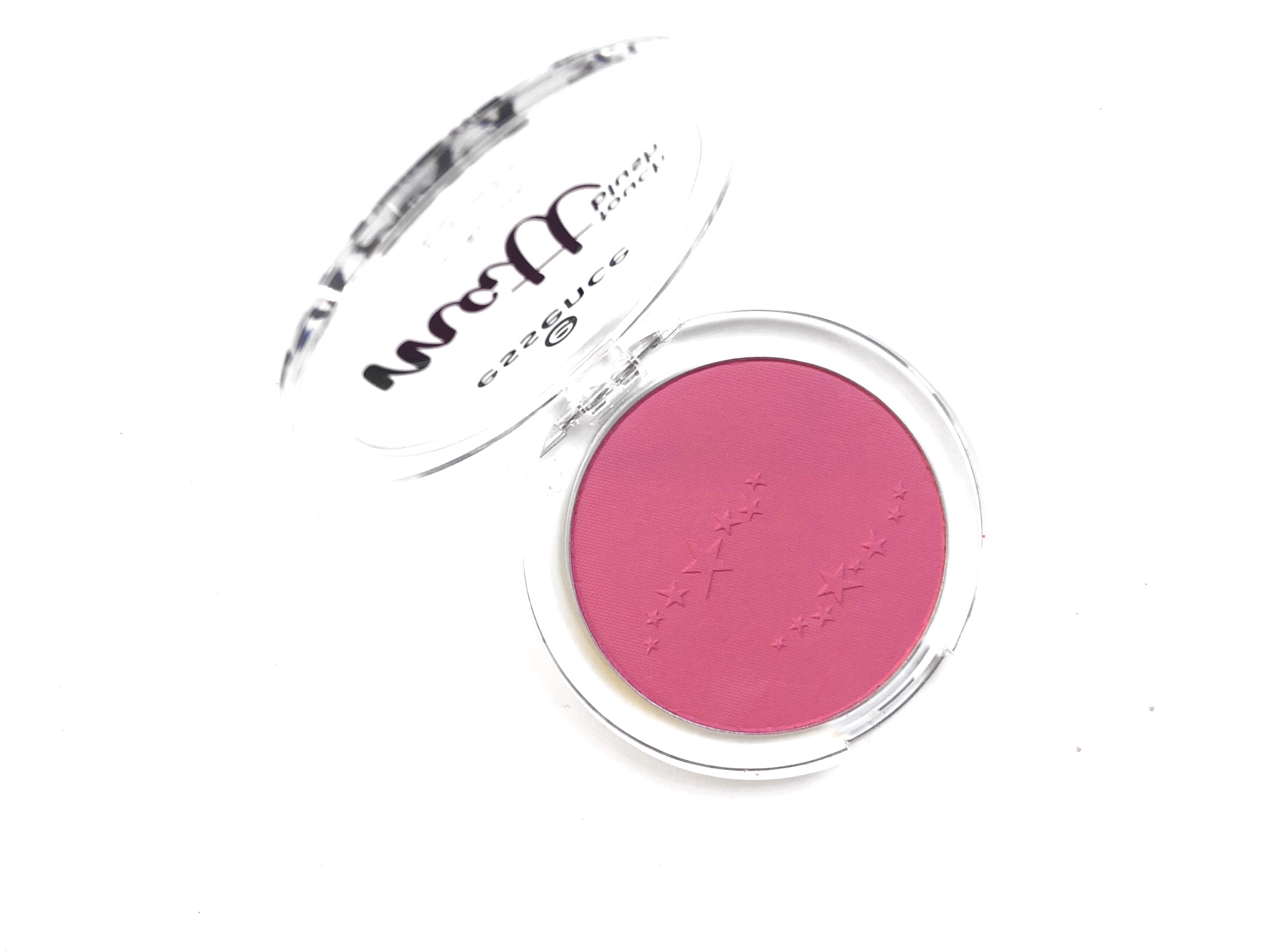 Essence 50 Pink Me Up! Matt Touch Blush Review 2