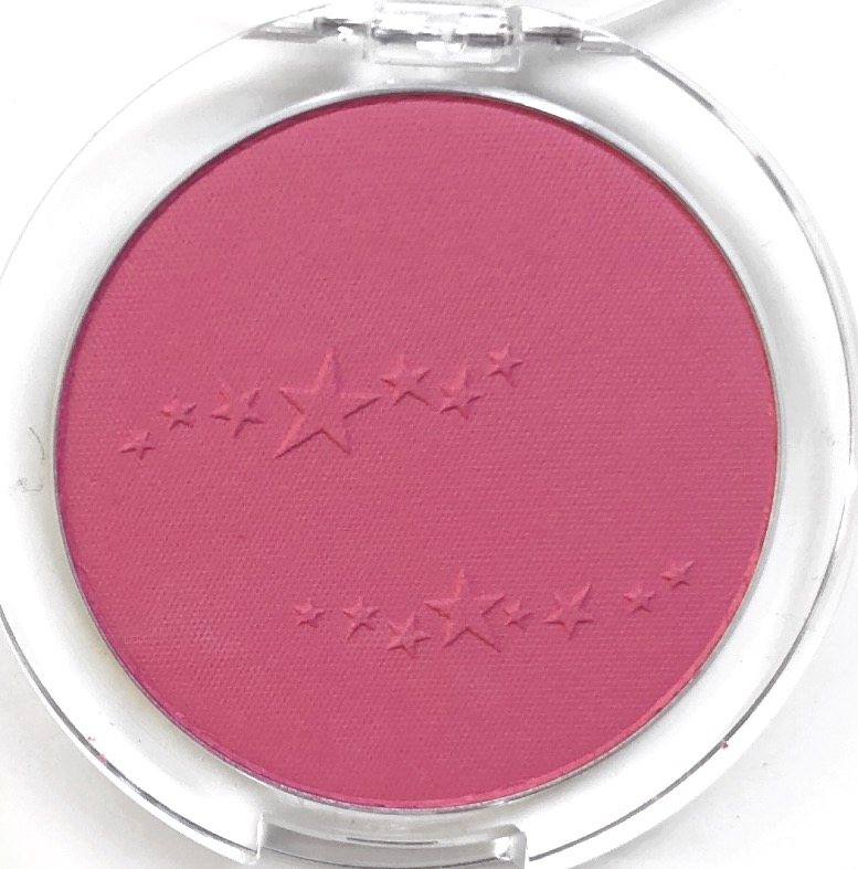 Essence 50 Pink Me Up! Matt Touch Blush Review 3