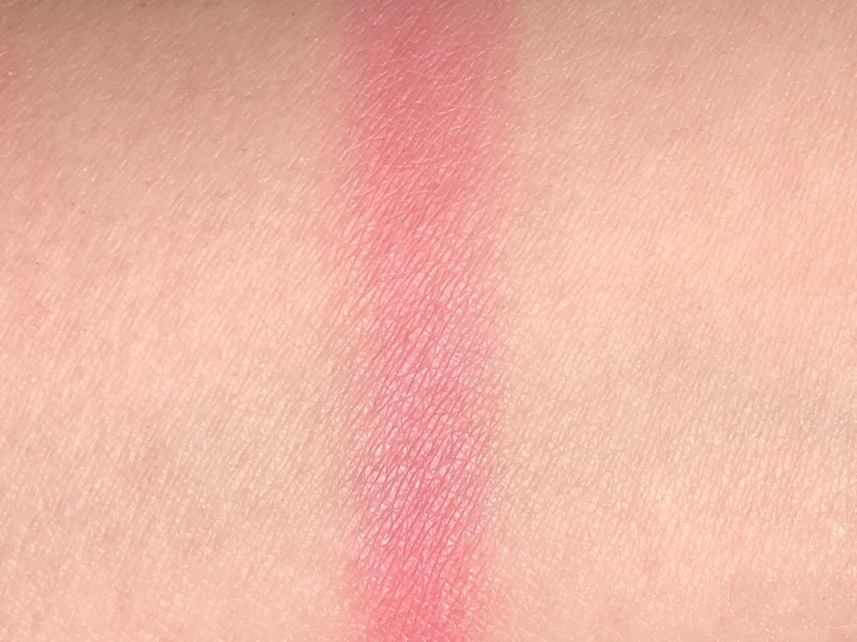 Essence 50 Pink Me Up! Matt Touch Blush Review 4