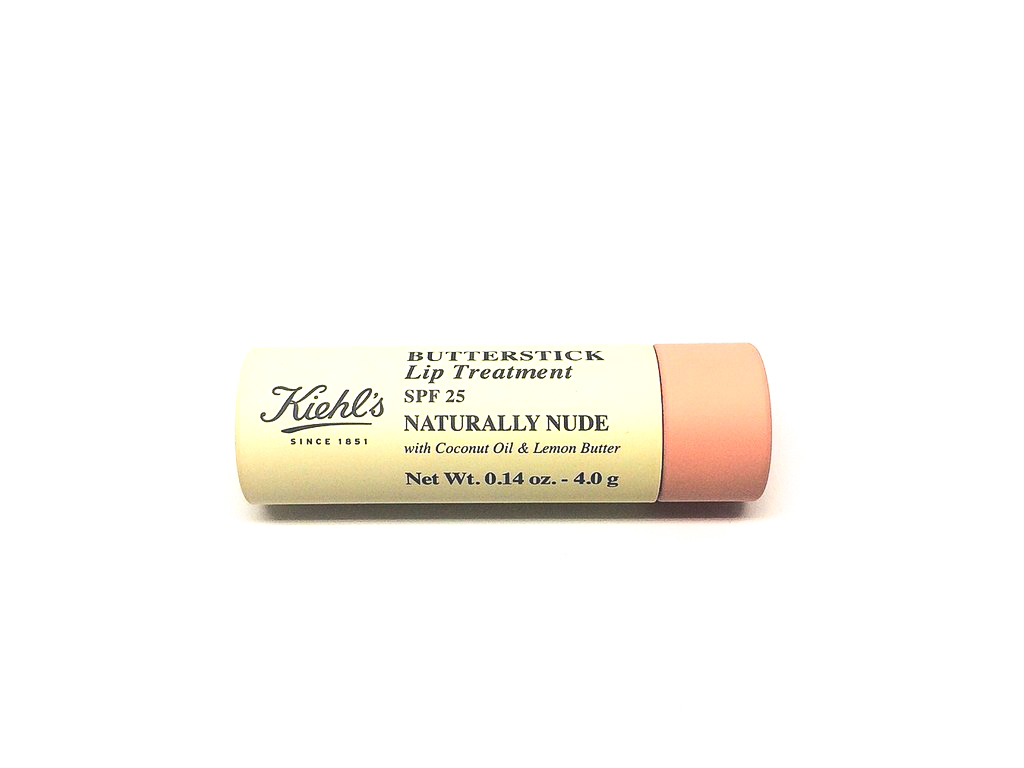 Kiehl's Naturally Nude Butterstick Lip Balm | Review