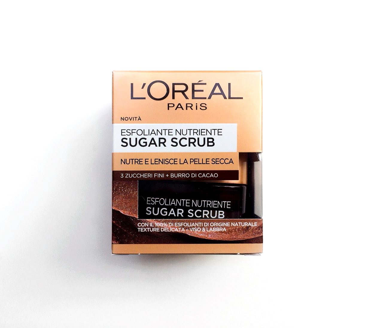 L'Oréal Pure Sugar Nourish & Soften Face Scrub | Review