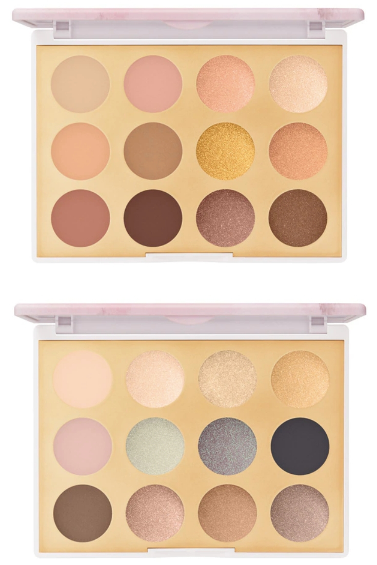 MAC Electric Wonder Collection Desert Lightning and Natural Vice Eyeshadow x12 palette