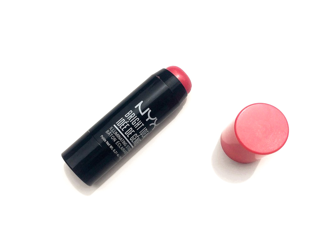 NYX-Rose-Petal-Pop-Bright-Idea-Illuminating-Stick-Review-2
