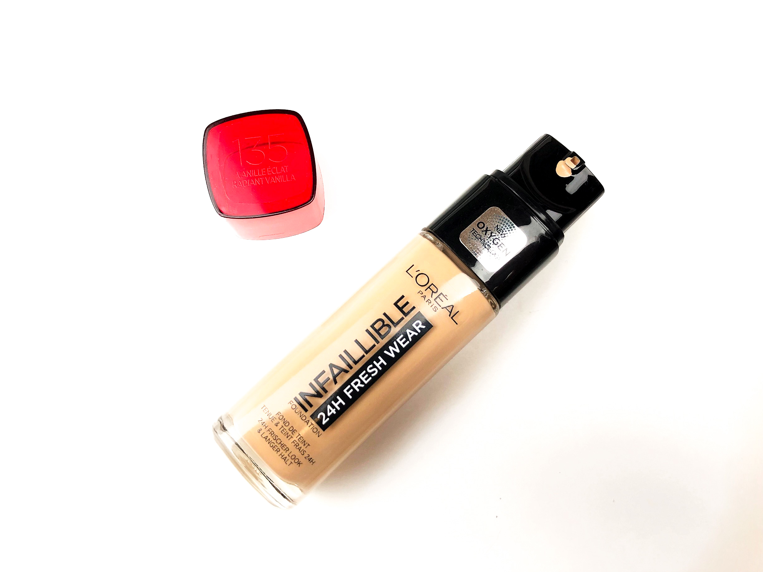 Recensione L'Oréal Infaillible 24H Fresh Wear Foundation (4) .jpg