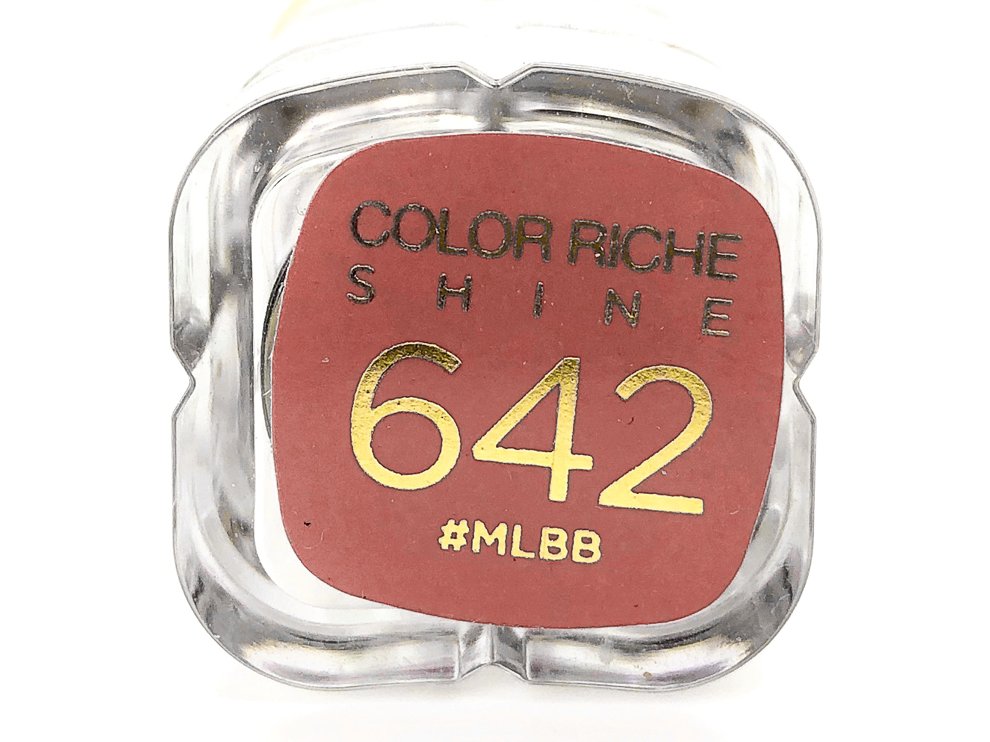 Review L'Oréal MLBB Color Riche Shine Lipstick (8)