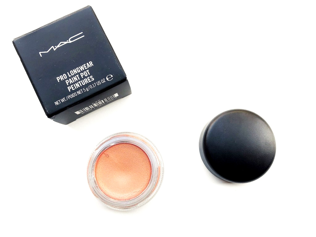 MAC Rubenesque Pro Longwear Paint Pot | Review