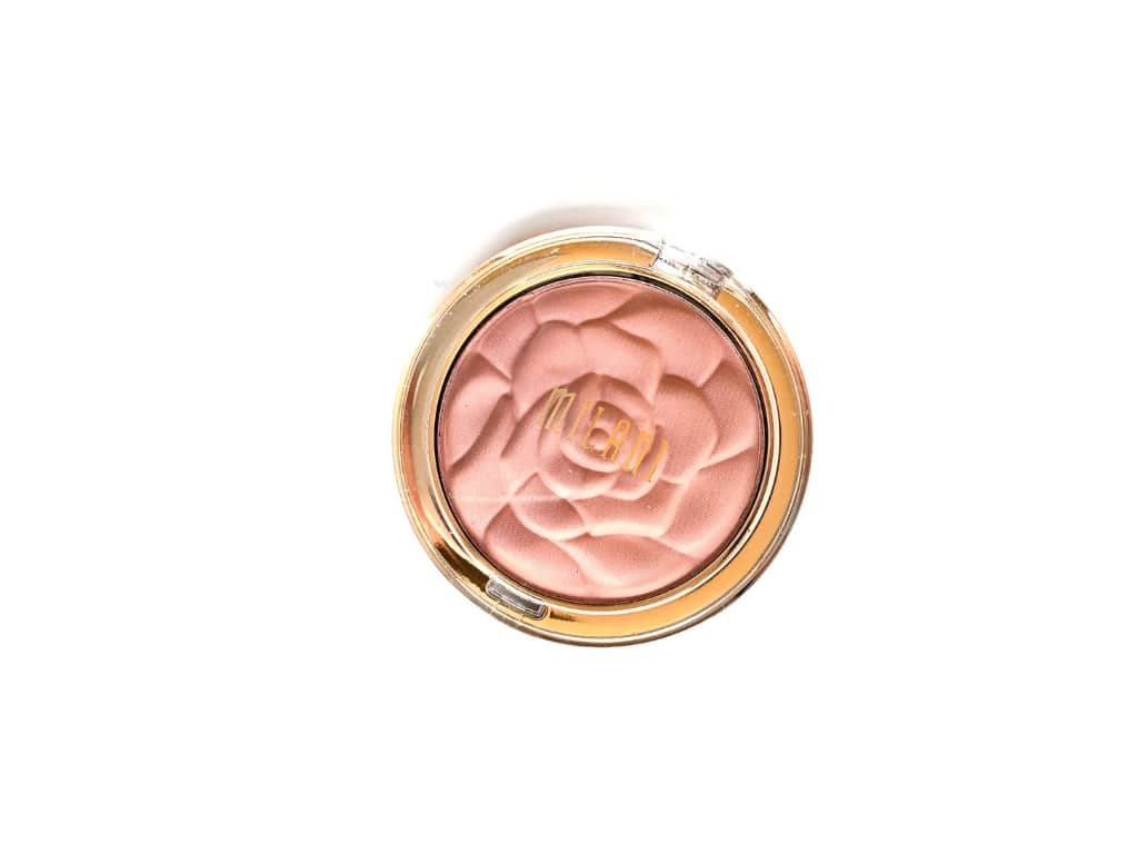 Milani Romantic Rose Rose Blush in polvere