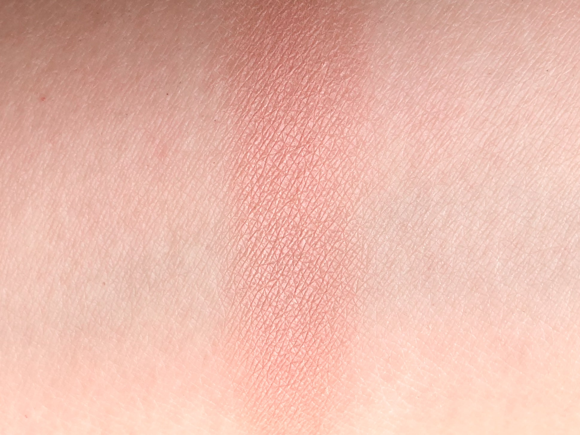 Milani Romantic Rose Rose Powder Blush swatch