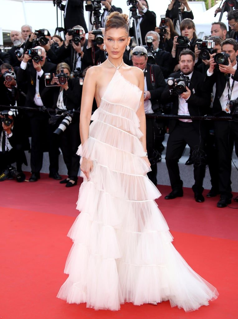 Bella Hadid Cannes 2019