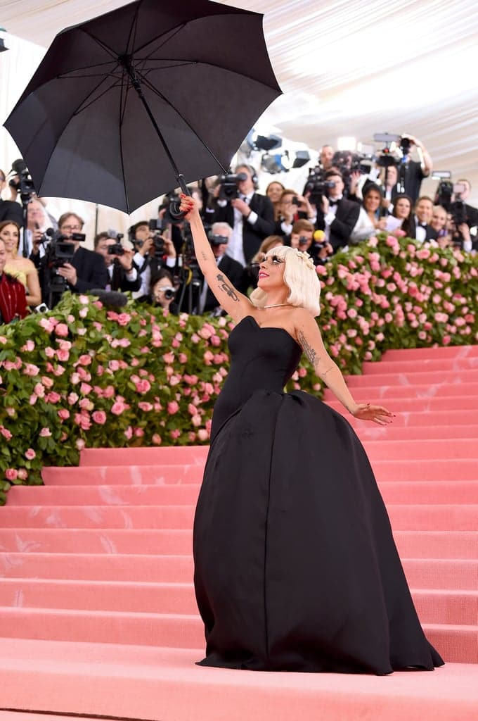 Lady Gaga MET Gala 2019 dress 2