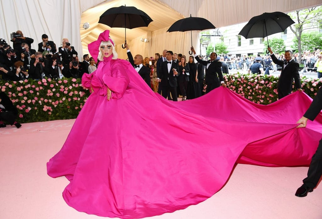 Lady Gaga MET Gala 2019 dress 1