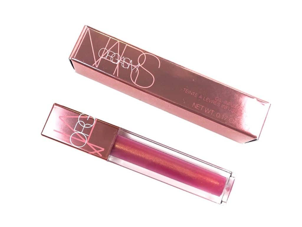 Nars Orgasm Oil-Infused Lip Tint | Review