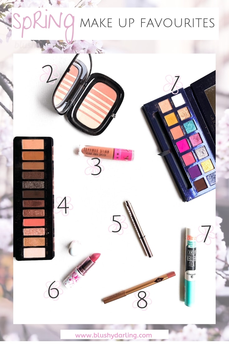 Spring Make Up deve abbienti