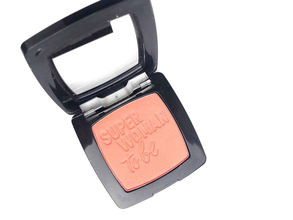 Catrice Golden Coral Blush Box